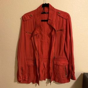 Max Jeans Valley On Fire Anorak